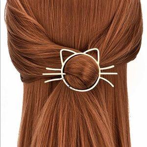 Kitty Hair Clip